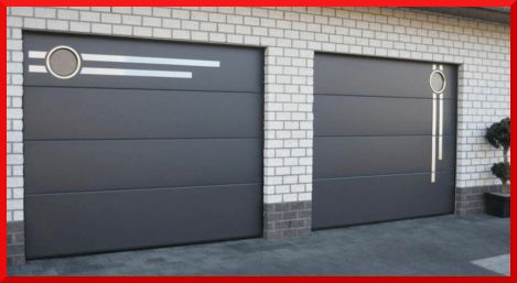 Modern garage doors appliques garage doors north wales uk