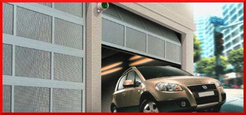 Ventilated Industrial Doors Garage Doors North Wales